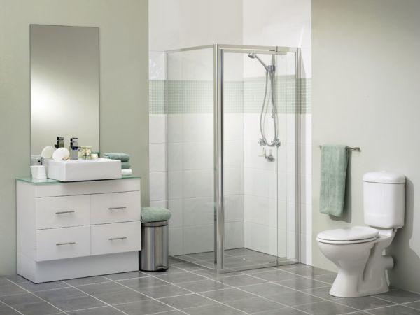 душ в ванной без душевой кабины фото