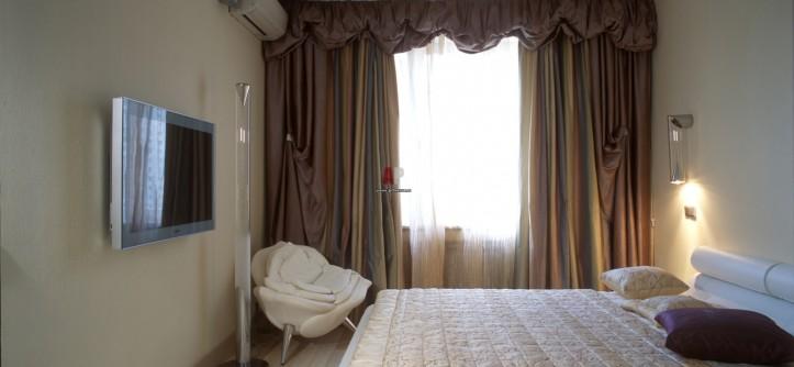 дизайн спальни 15 кв метров фото