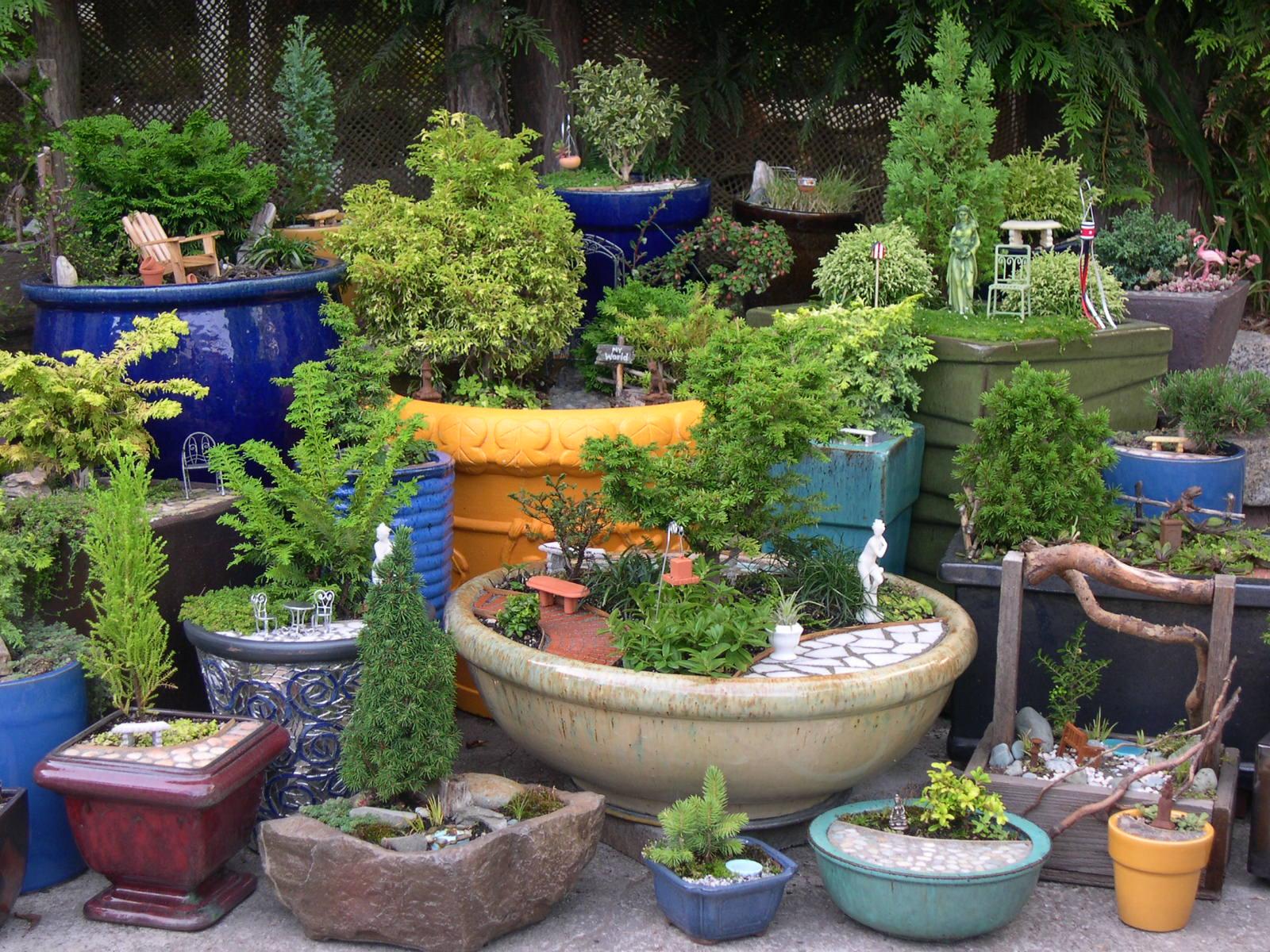 Купить своими руками сад