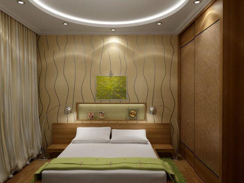 Дизайн для спальни 10 кв.м
