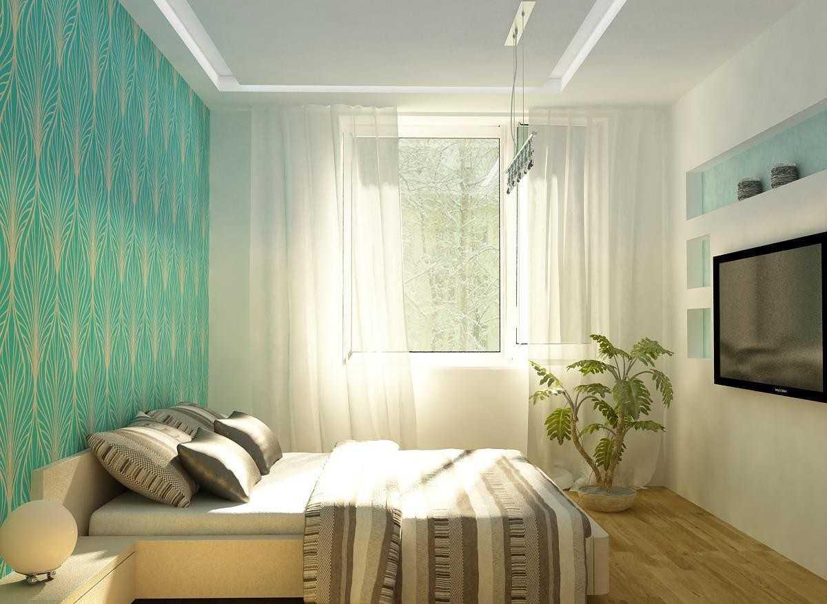 Дизайн спален хрущевках