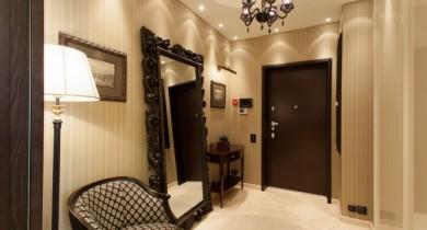 обои для прихожей и коридора фото идеи для квартиры