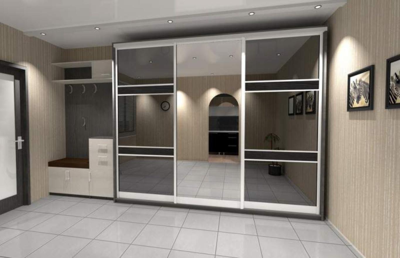 Дизайн прихожих шкафов
