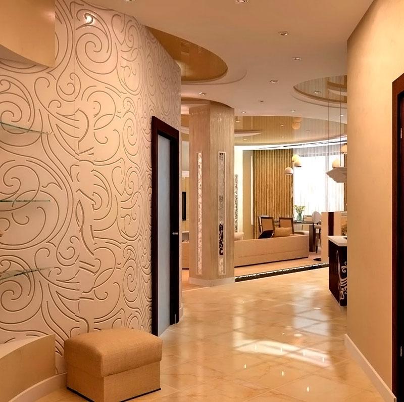 Фото дизайна прихожей и коридора