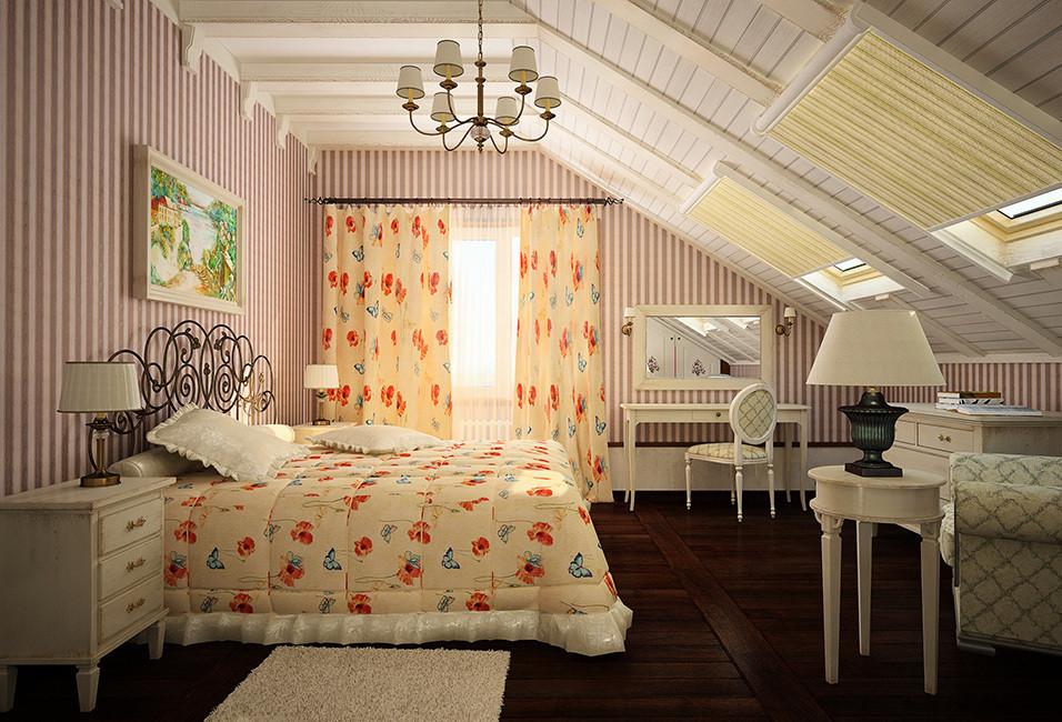 Стиль  прованс в интерьере полюбился романтическим и творческим натурам