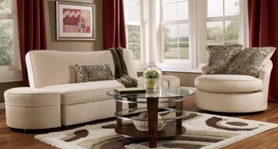ковры на пол в зал фото