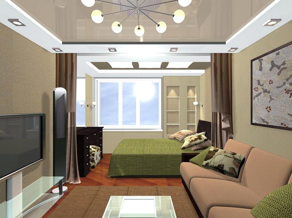 Дизайн для спальни и гостинной