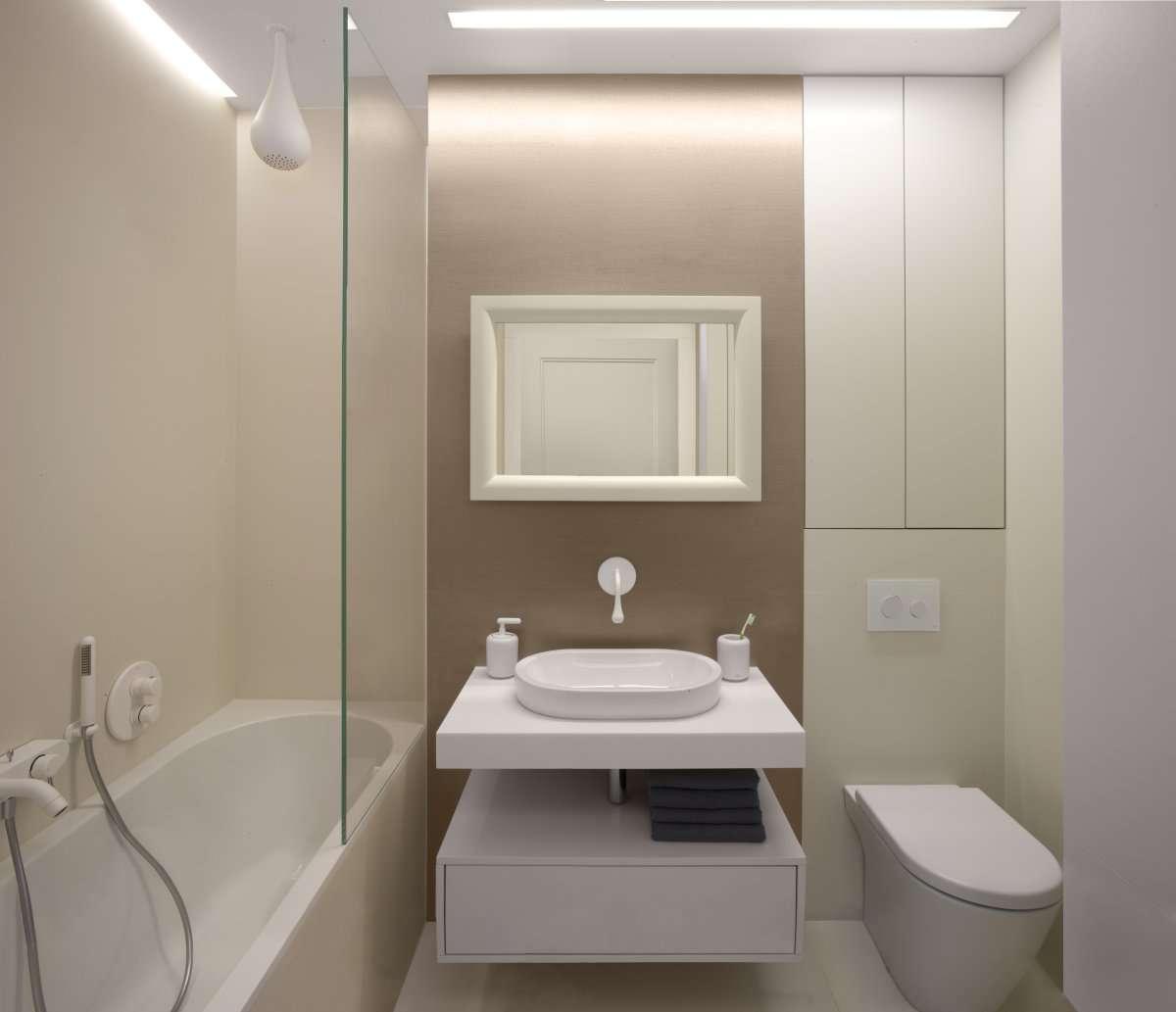 дизайн маленькой ванной комнаты совмещенной с туалетом 3 квм фото