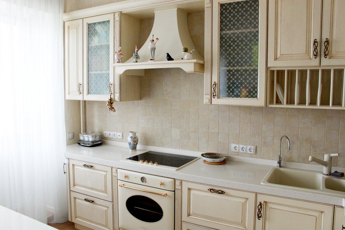 Дизайн маленьких кухонь в стиле прованс