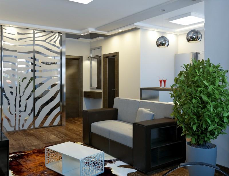 Квартиры студии 25 кв.м интерьер фото