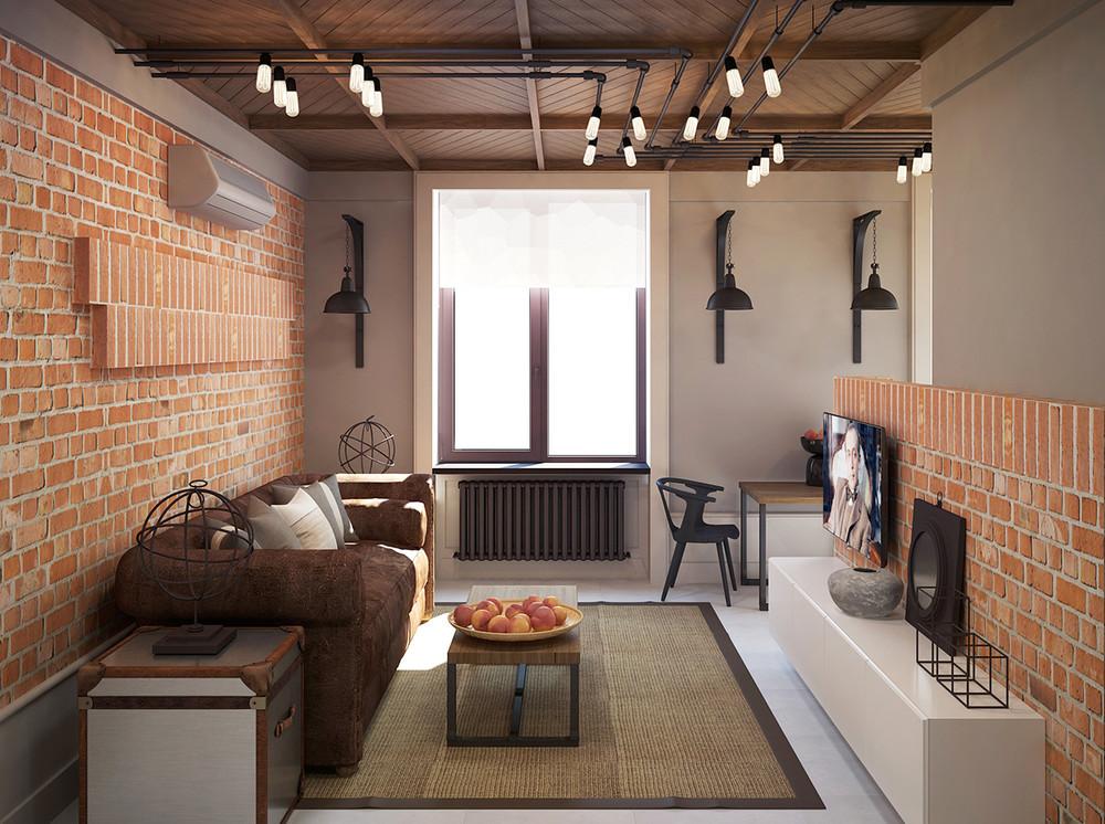 Квартира 37 кв м дизайн