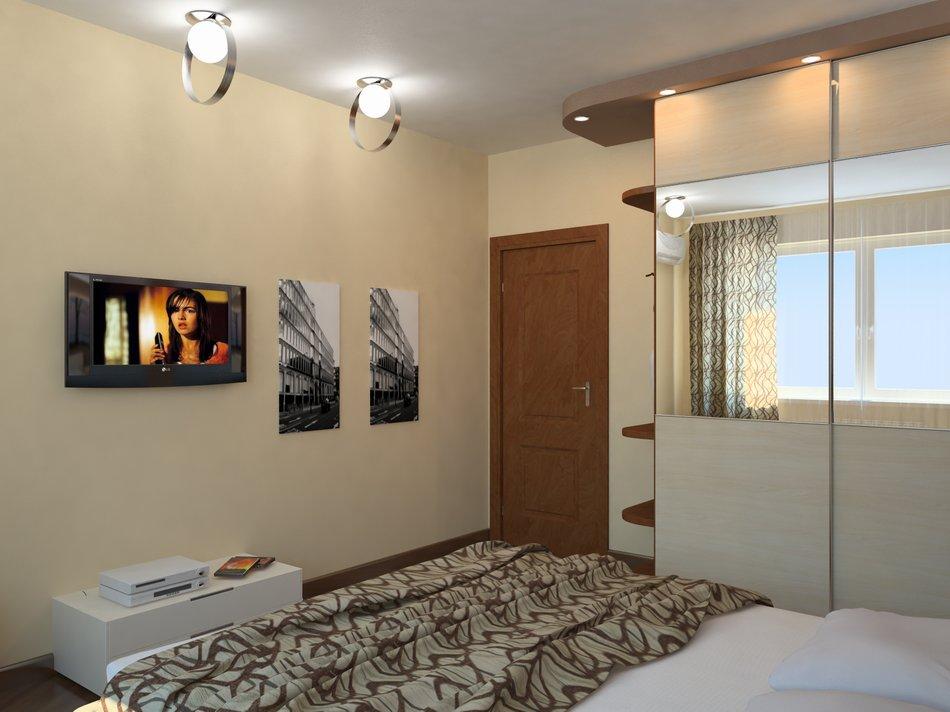 Дизайн квартир 1 комнатных прованс