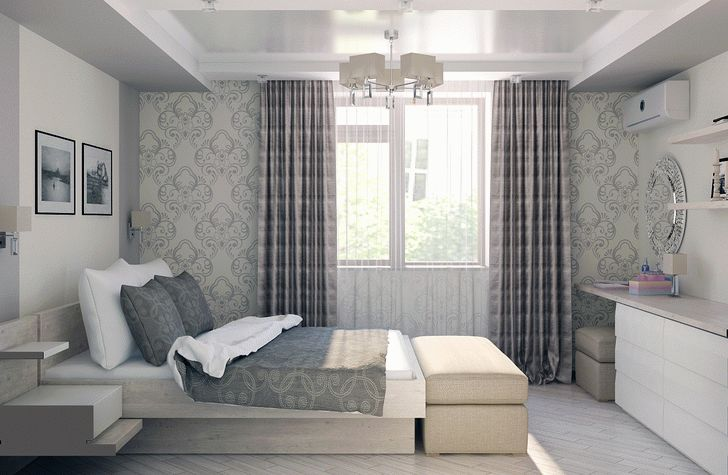 Дизайны комнаты в квартире