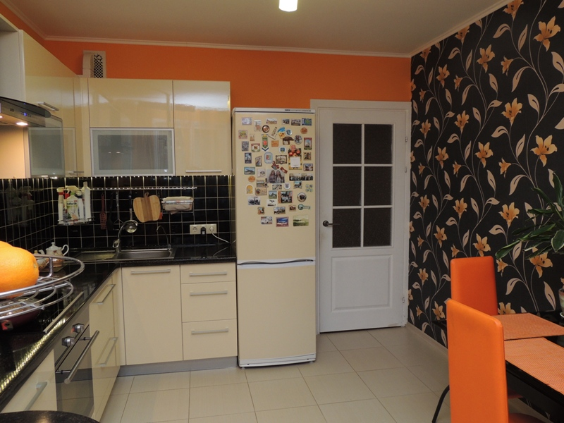 Дизайн кухни 13.8 кв.м