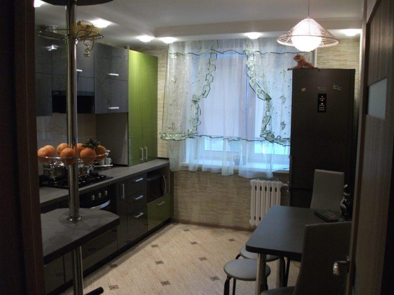 Дизайн ремонта кухни 12 кв.м