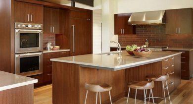 кухня с островом проекты с фотографиями