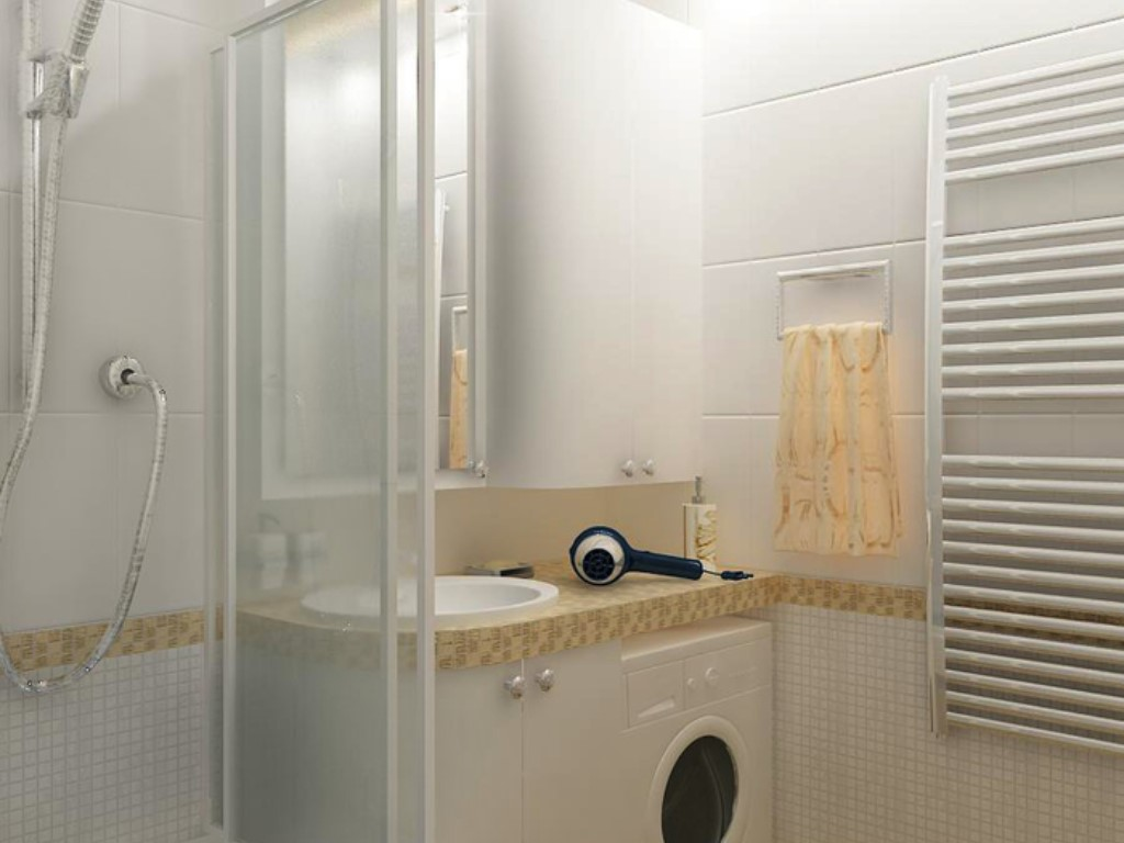 Дизайн ванной 4 кв метров
