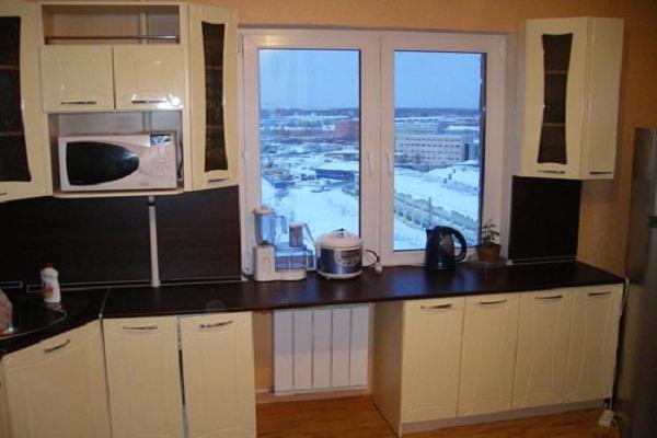 кухни угловые с окном фото дизайн