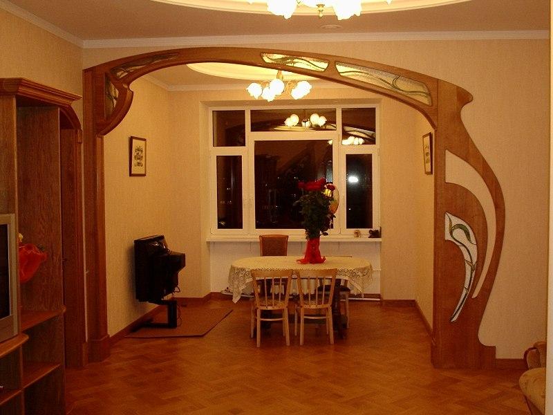 Фото арок в доме своими руками 34