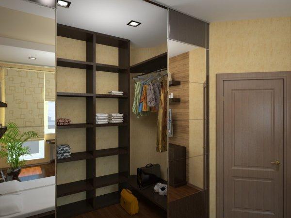 Кладовка в квартире дизайн маленькая