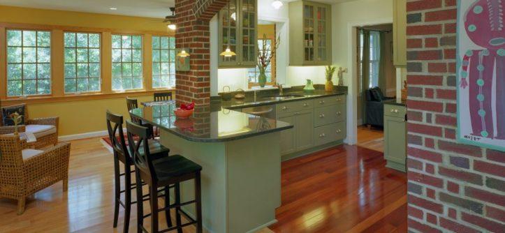 арки на кухню вместо двери фото