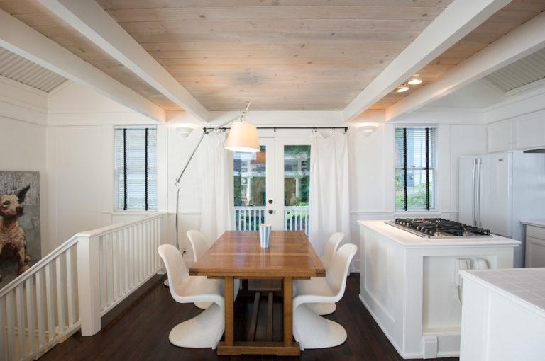Дизайн потолка с деревянными балками дизайн
