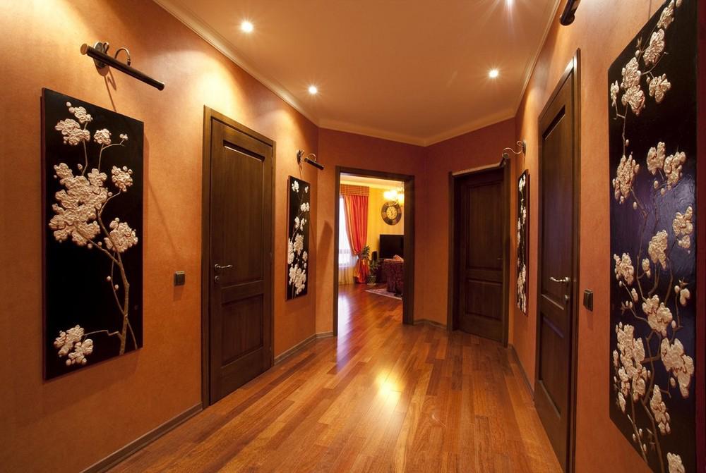 Ремонт квартиры коридор дизайн
