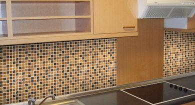отделка стен на кухне варианты фото