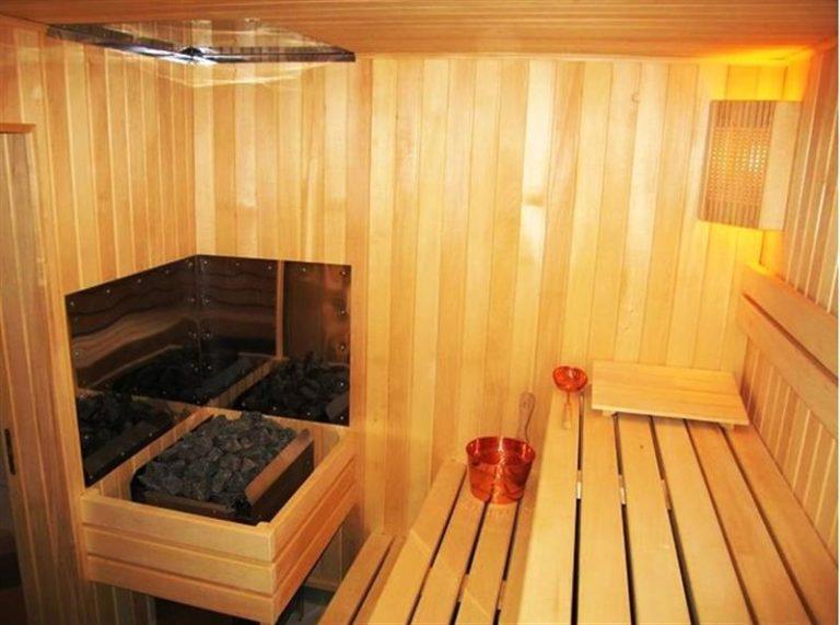Строительство сауны в частном доме своими руками