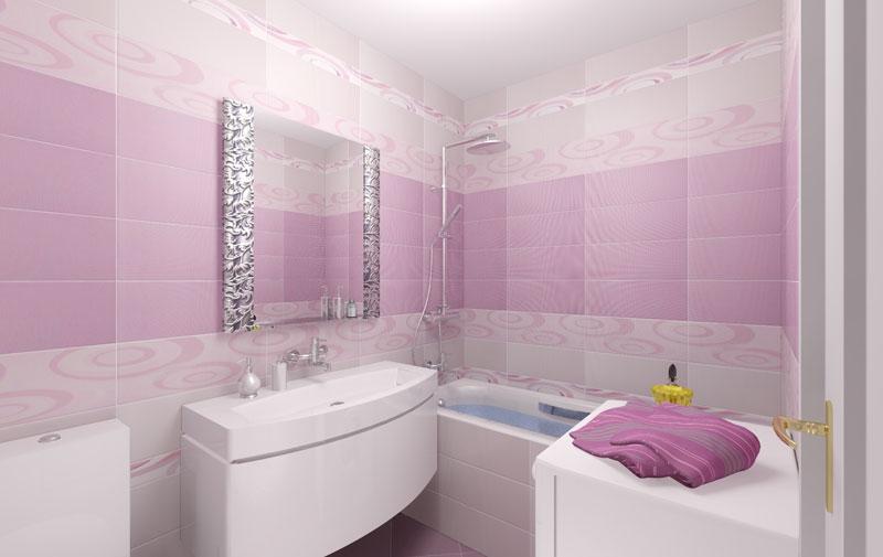 Пластиковые панели на стену в ванной фото