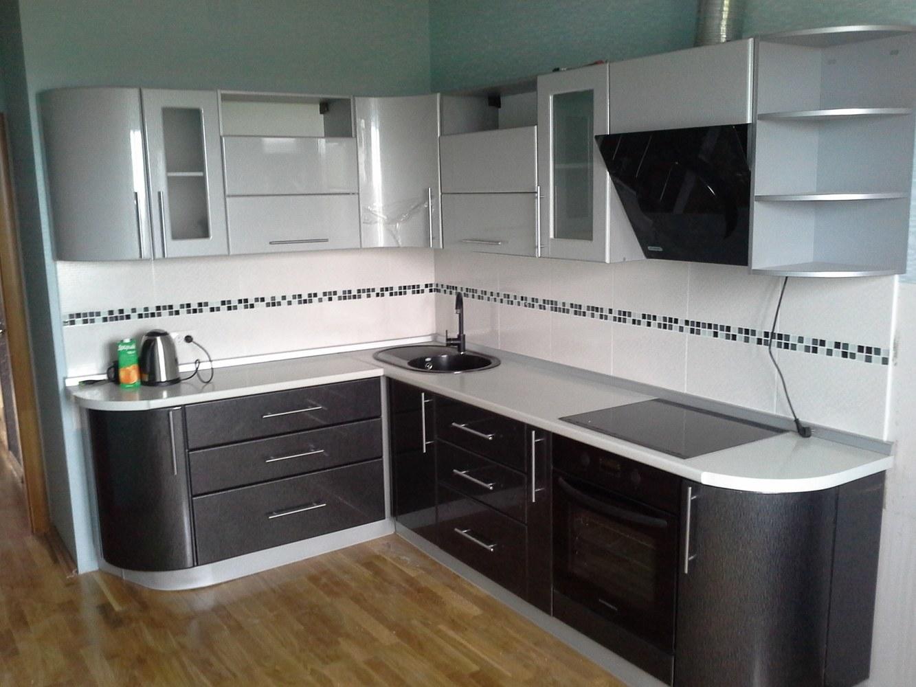 Дизайн кухни 4 на 4 метра фото