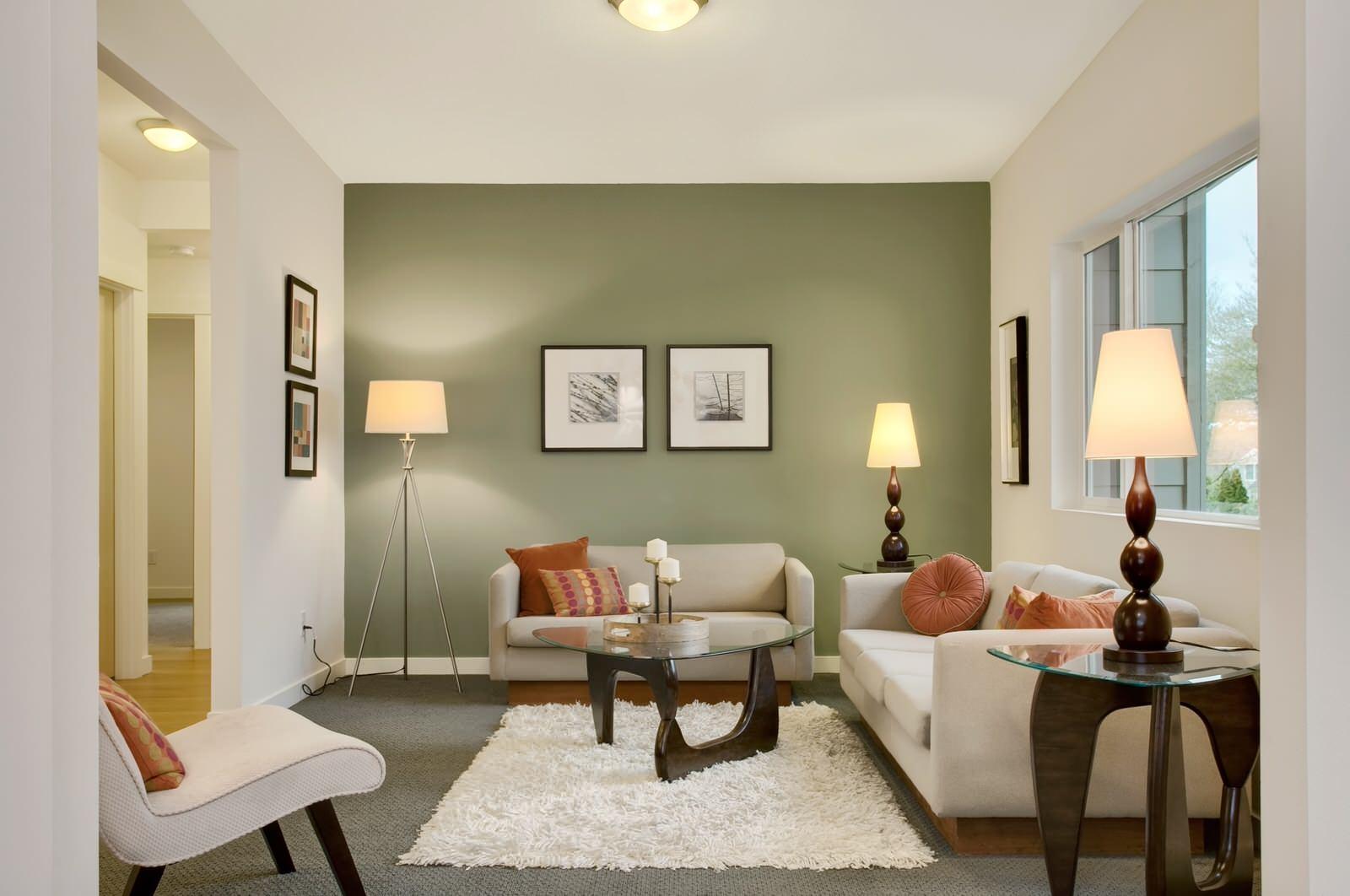 Дизайн стен в квартире фото покраска стен дизайн