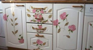 как реставрировать старую мебель своими руками фото