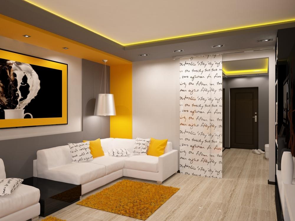 Дизайн комнаты 16 кв м гостиной фото