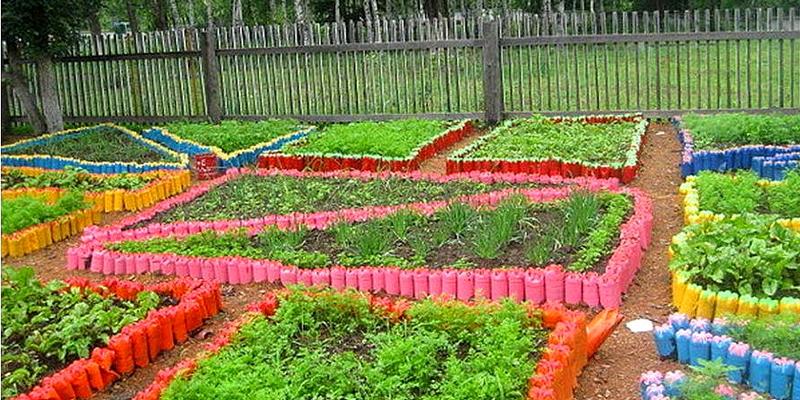 Что сделать для огорода своими руками