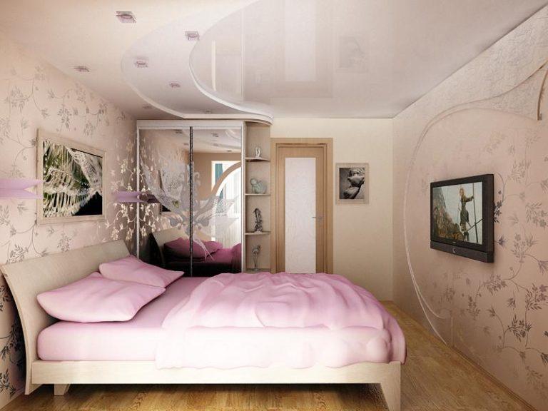 Дизайн спальни 4 3