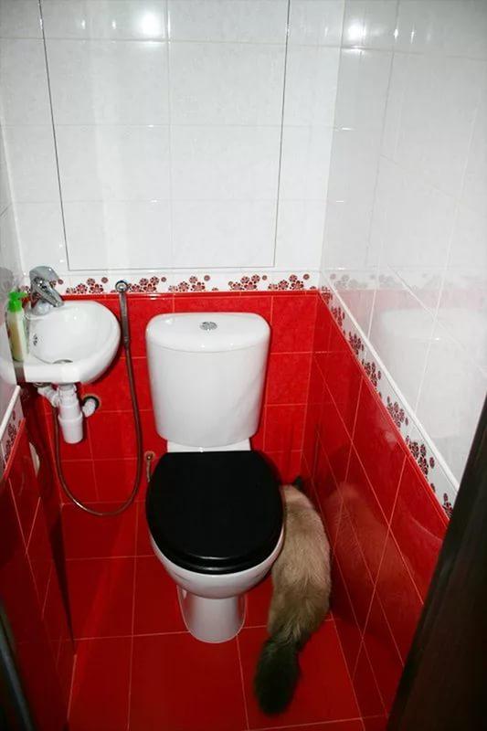 Маленький туалет с умывальником дизайн