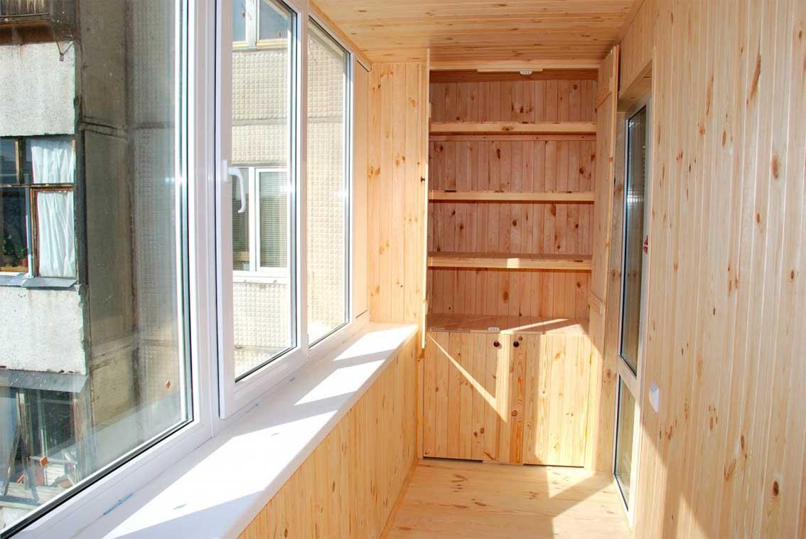 Ремонт балкона и лоджии фото своими руками 125
