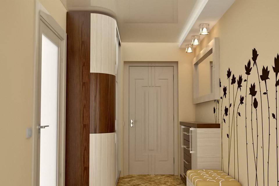 Прихожие дизайн маленькой квартиры