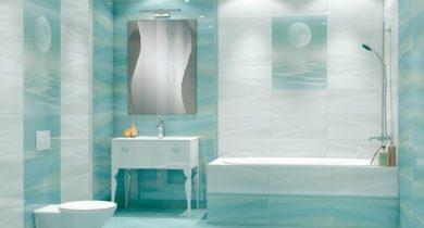 дизайн ванных комнат облицовка плиткой