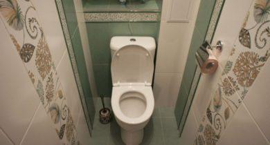 дизайн туалета 2 кв.м фото без ванной
