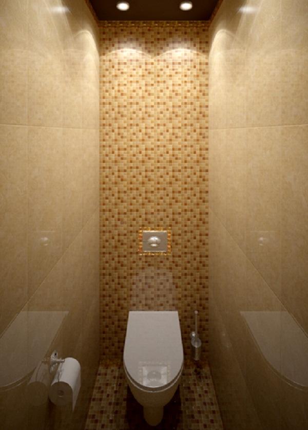 дизайн туалета 2 кв.м без ванной фото