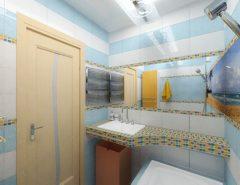 плитка для ванной комнаты фото дизайн для маленькой площади 2 кв м