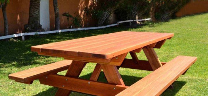 стол для дачи своими руками из дерева чертежи